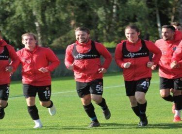 Eskişehirspor yeni sezon hazırlıklarını sürdürüyor