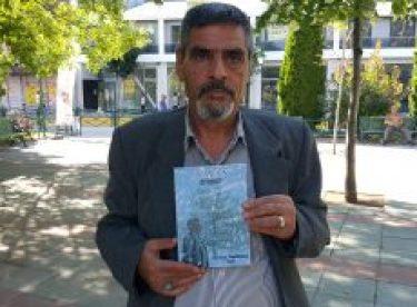 İranlı yazarın 4'üncü kitabı yayınlandı