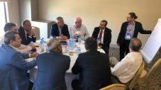 Kazım Kurt Belediye Başkanları Çalıştayına katıldı