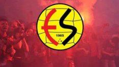 Eskişehirsporlu futbolcular alacakları nedeniyle antrenmana çıkmadı
