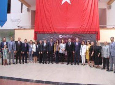 Anadolu Üniversitesi ailesi bayramlaştı