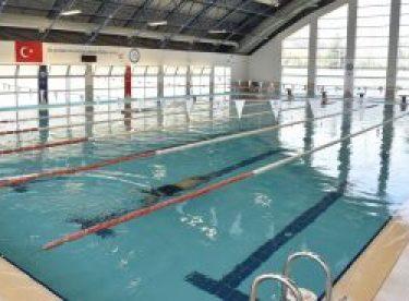 ESOGÜ Kapalı Yüzme Havuzu kayıtları Eylül'de başlıyor