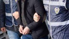 Silahlı yağma suçundan hapis cezası bulunan hükümlü yakalandı