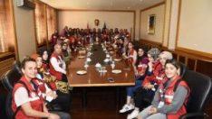 Damla Gönüllüleri'nden Anadolu Üniversitesi'ne ziyaret