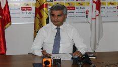 Eskişehirspor yönetiminde kazan kaynıyor