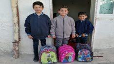 İhtiyaç sahibi 42 çocuğa yardım