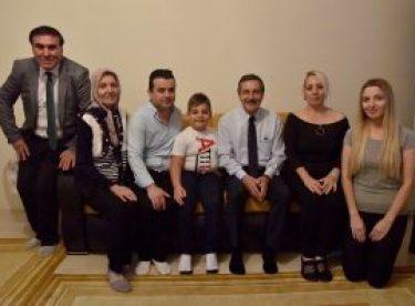 Başkan Ataç'ın ev ziyaretleri devam ediyor