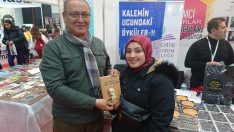 Eğitimci yazar Nazmi Avcı'ya yoğun ilgi
