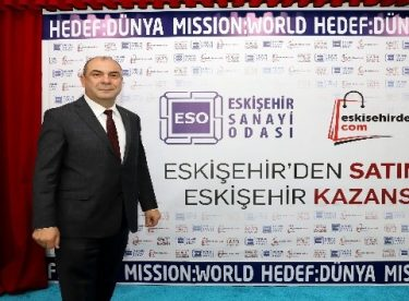 ESO'dan 'Eskişehir'den satın al, Eskişehir Kazansın' projesi