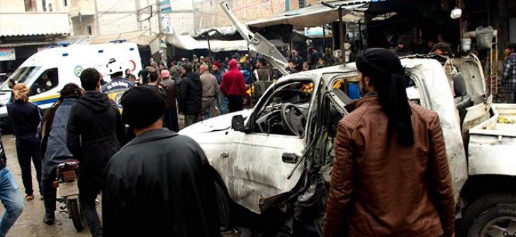 Türkiye değil; Terör örgütü YPG katlediyor