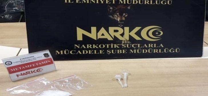 Narkotim kente uyuşturucu sokmaya çalışan şüphelileri yakaladı