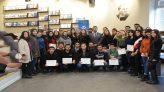 İŞKUR'dan Anadolu Üniversitesi öğrenci kulüplerine katılım belgesi