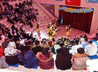 Kazakistan Cumhuriyeti Bağımsızlık Günü Anadolu Üniversitesinde kutlandı