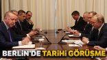 Cumhurbaşkanı Erdoğan: 'Libya'nın barış ve huzura kavuşabilmesi için ateşkesin kabulü temin edilmelidir'