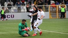 TFF 1. Lig: Keçiörengücü: 0 – Eskişehirspor: 1