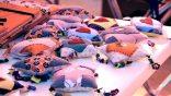 'El Sanatları Teknolojisi-Kırkyama Sergisi' açıldı