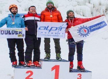 Anadolu Üniversitesi Türkiye'de ilk kez düzenlenen yarışmada 5 madalya kazandı