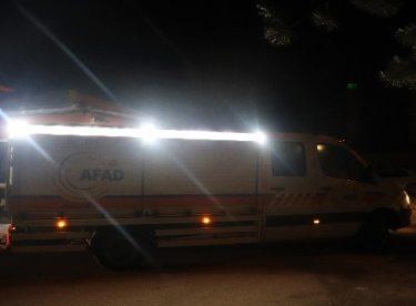 AFAD Eskişehir 3 araç 14 kişilik ekiple deprem bölgesine hareket etti