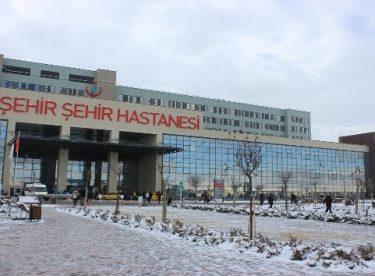 Eskişehir Şehir Hastanesi afetlere daima hazır