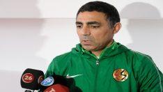 """Mustafa Özer: """"Yakaladığımız pozisyonları etkili kullanırsak Bursa'dan puan ve puanlar alabiliriz"""""""