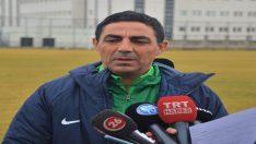 """Mustafa Özer: """"Eskişehirspor'un geleceğini kurtaracak bir jenerasyon yakaladık"""""""