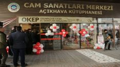 Hamamyolu'nda hediyelik eşya mağazası açıldı