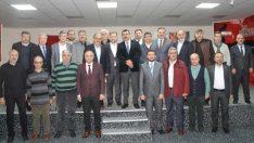Rektör Prof. Dr. Yusuf Tekin'den Eskişehir'de 'Yol Onun' konferansı
