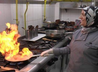 Evinin mutfağından restoran şefliğine uzanan yolculuk