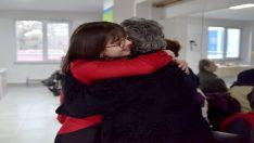 Anneler ve kızlarından 8 Mart buluşması