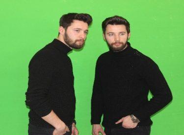 Türkiye'nin ilk model ve oyuncu ikizleri