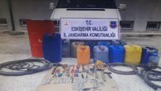 JASAT dedektifleri 11 faili meçhul hırsızlık olayını aydınlattı, 2 şüpheli gözaltına alındı