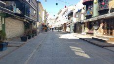 Eskişehir'deki kapatılan eğlence mekanları bölgeleri sessizliğe büründü