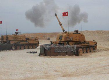 Kahraman komandolarımız Barış Pınarı bölgesinde geçit vermiyor!