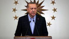 Cumhurbaşkanı Erdoğan : 'Son terörist etkisiz hale getirilene kadar..'