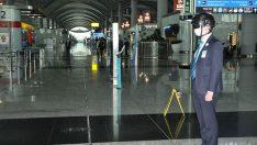 İstanbul Havalimanı'nda uçuş önlemleri!