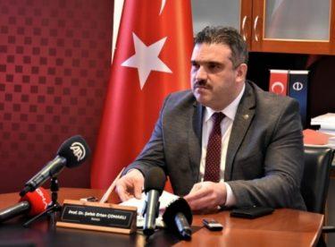 Anadolu Üniversite Rektörü istifa etti
