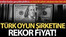 Türk oyun şirketine 1.8 milyar dolar