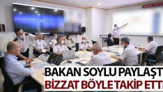 """Bakan Soylu: """"Bitlis kırsalında 2 terörist daha etkisiz hale getirildi"""""""