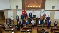 Başkan Ataç'ın muhtarlar ile istişaresi sürüyor