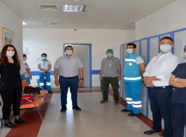 Evde Sağlık Hizmeti ekipleri binlerce kişiye ulaştı