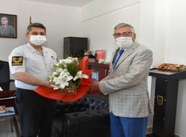 Başkan Bozkurt Jandarma Teşkilatının 181. yıl dönümünü kutladı
