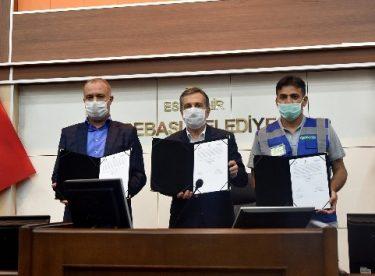 Türkiye'de ilk olan yapılanmanın protokolü imzalandı