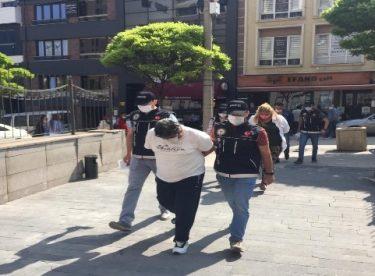 Uyuşturucu sevkiyatı yapan şüpheliler polis ekipleri tarafından yakalandı