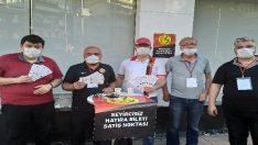 Eskişehirspor'da hatıra bilet kampanyası tüm hızıyla sürüyor