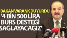 Bakan Mustafa Varank duyurdu…