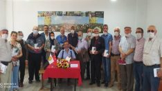 Eskişehirli yazar Vedat Ulubağ'ın öykü kitabı okuyucuları ile buluştu