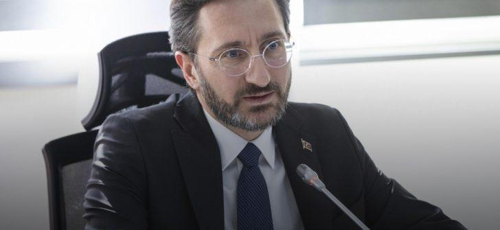 İletişim Başkanı Altun'dan 30 Ağustos Zafer Bayramı kutlamalarına ilişkin açıklama