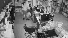 Kamera kayıtlarına takılan suç makinesi yakayı ele verdi