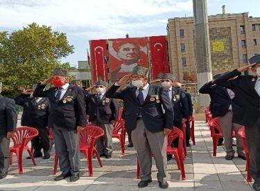 Eskişehir'de Gaziler Günü kutlandı