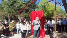 Yeniden düzenlenen Hicri Sezen Parkı hizmete açıldı
